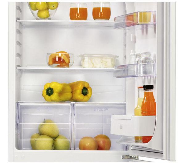 Freezers Zanussi Integrated Fridge Freezers