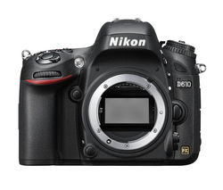 NIKON D610 DSLR Camera - Black, Body Only