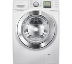 SAMSUNG ecobubble™ WF1114XBD/XEU Washing Machine - White