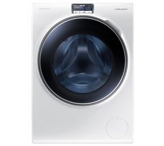 SAMSUNG WW10H9600EW Washing Machine - White