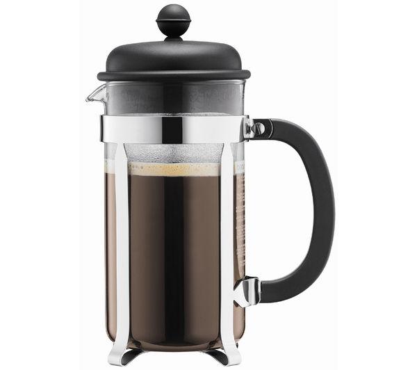 Image of BODUM 1918-01 Caffettiera Coffee Maker - Black