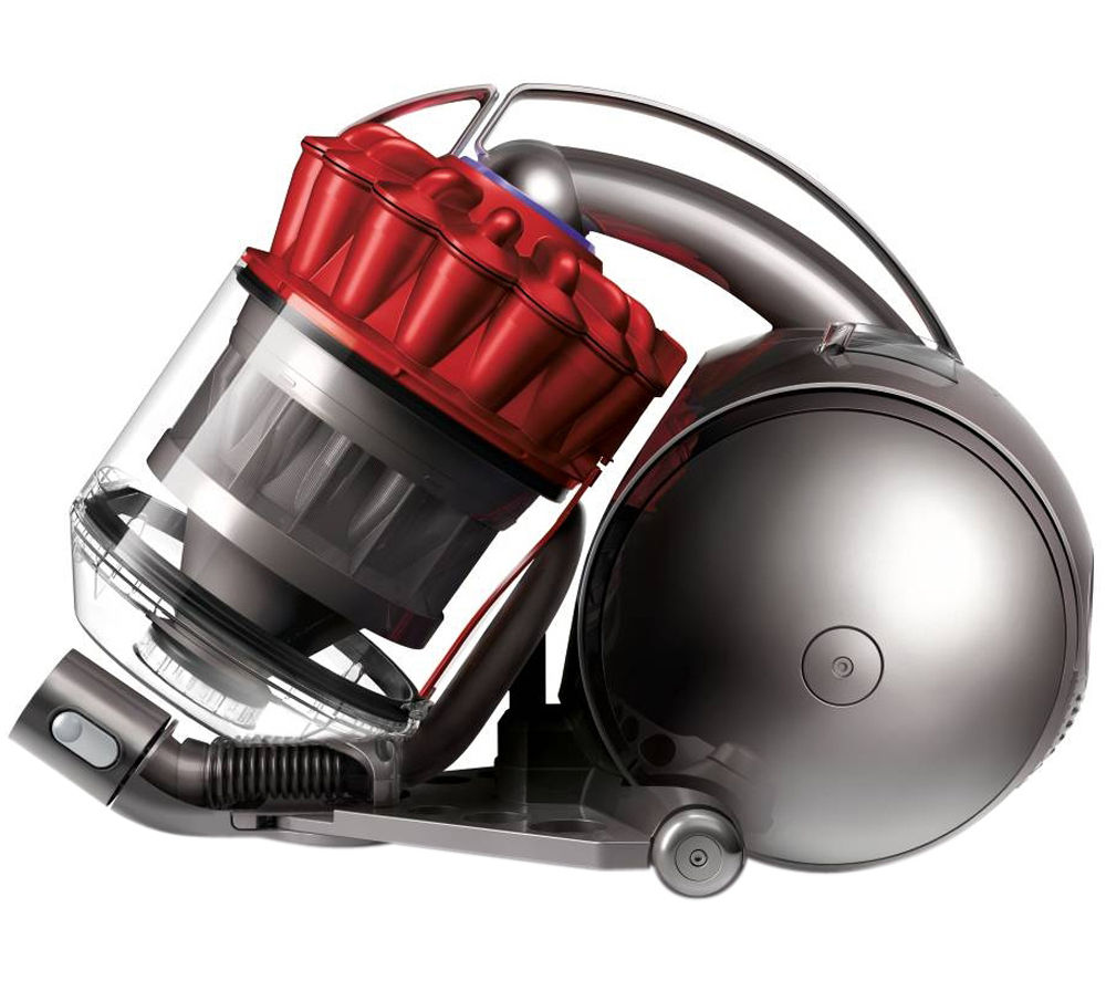 DYSON DC53 Total Clean Cylinder Bagless Vacuum Cleaner - Red