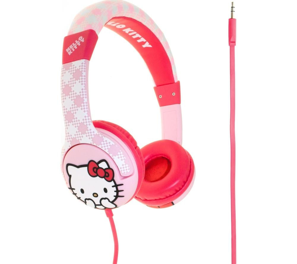 Click to view more of HELLO KITTY  Hello Kitty Kids Headphones - Pink, Pink