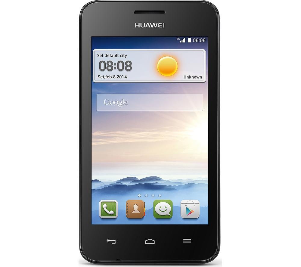 Huawei Ascend Y330  4 GB Black Black