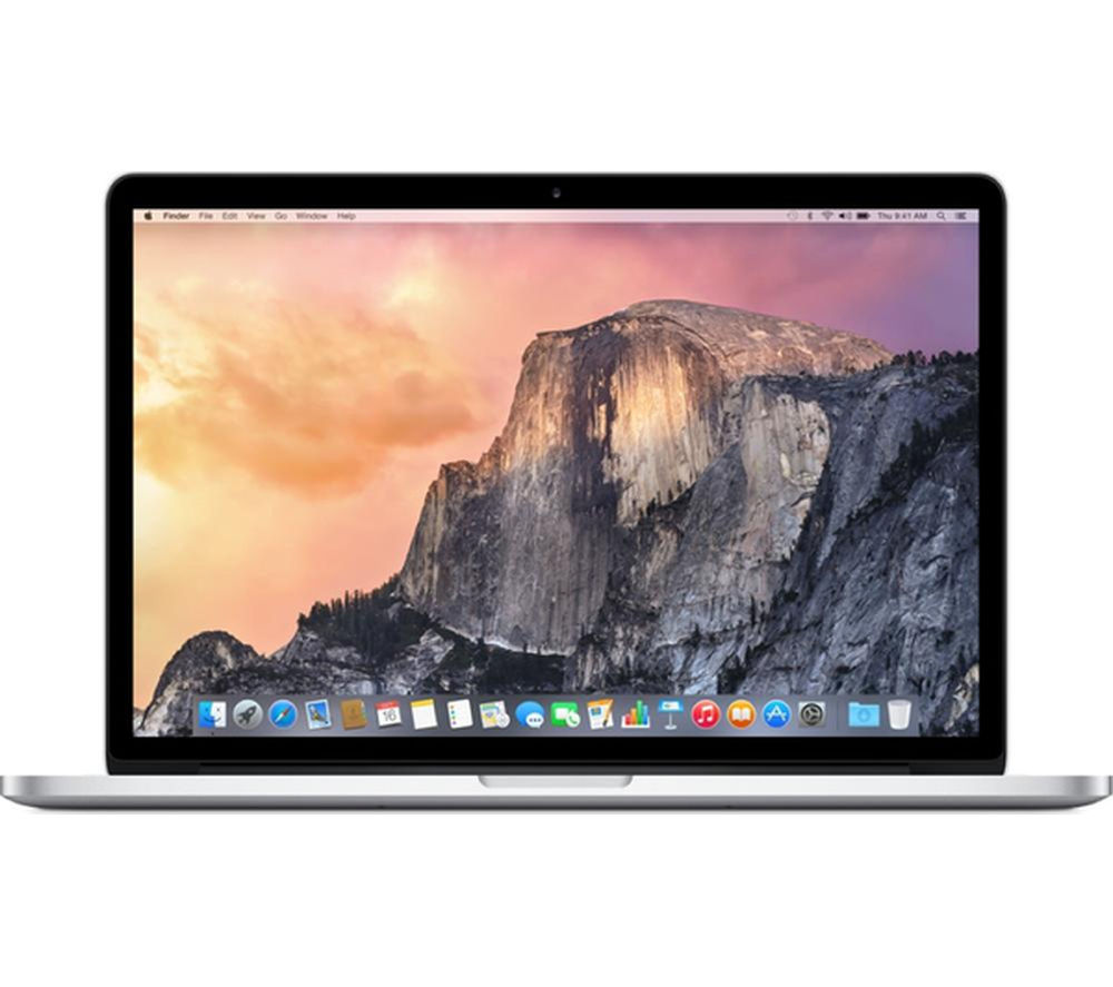 "Image of Apple MacBook Pro 15"" with Retina Display (2015) - 512GB Storage"