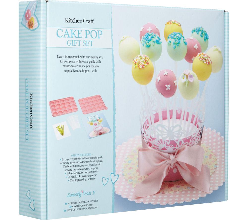 Image of SWEETLY DOES IT Cake Pop Gift Set
