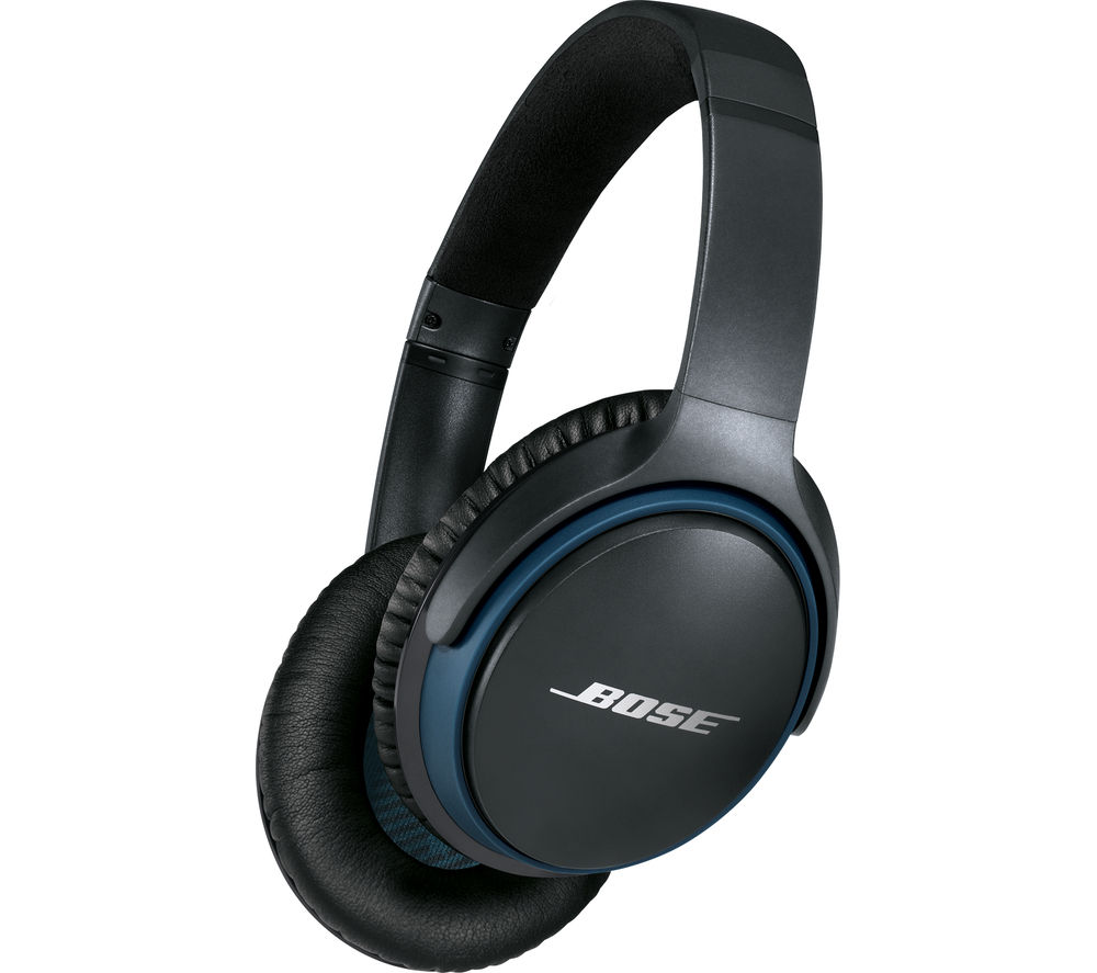 BOSE SoundLink II Wireless Bluetooth Headphones – Black