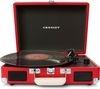 CROSLEY Cruiser Portable Turntable - Red