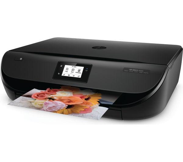 Buy Hp Envy 4520 All In One Wireless Inkjet Printer Free
