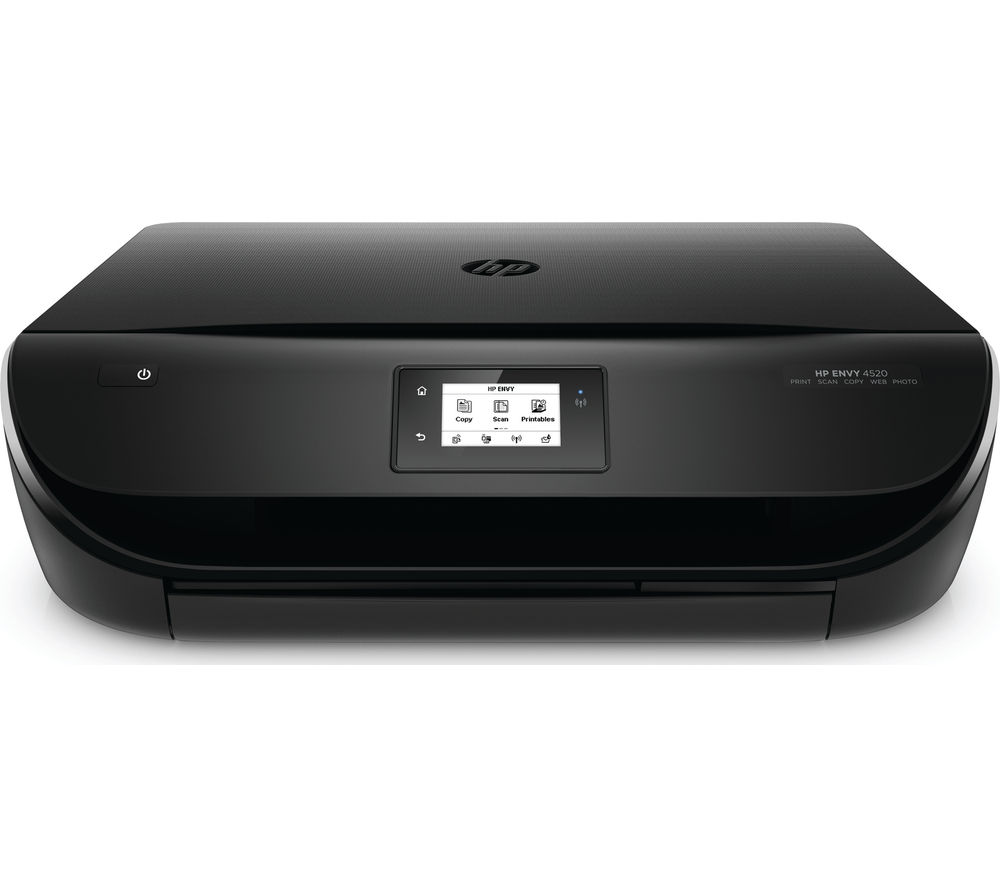 HP ENVY 4520 All-in-One Wireless Inkjet Printer