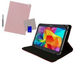 LOGIK L10USRD16 Tablet Case - Red