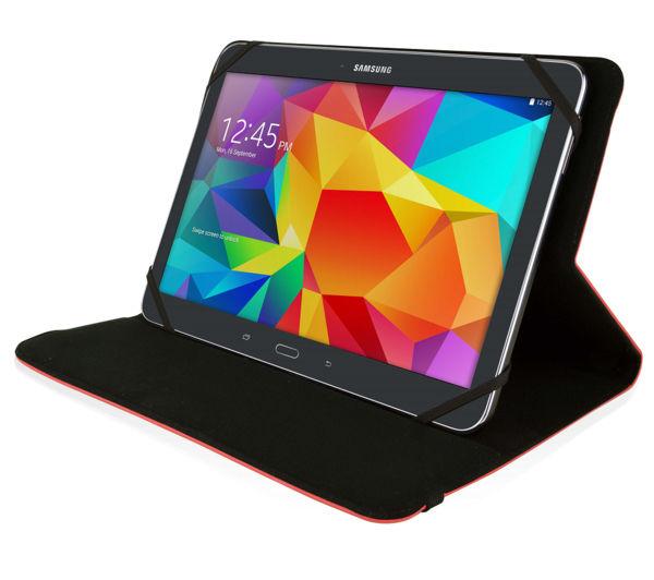 Image of LOGIK L10USRD16 Tablet Case - Red