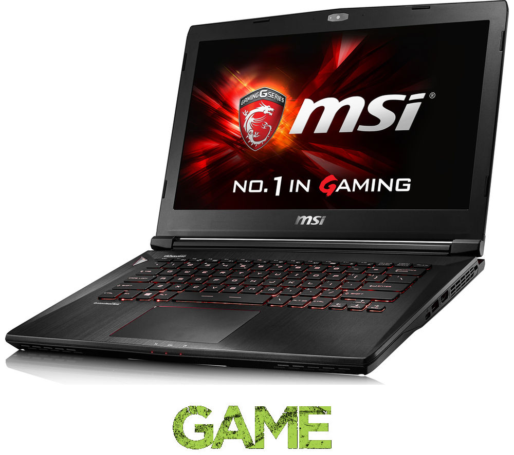 "MSI Phantom GS40 6QE 14"" Gaming Laptop - Black"
