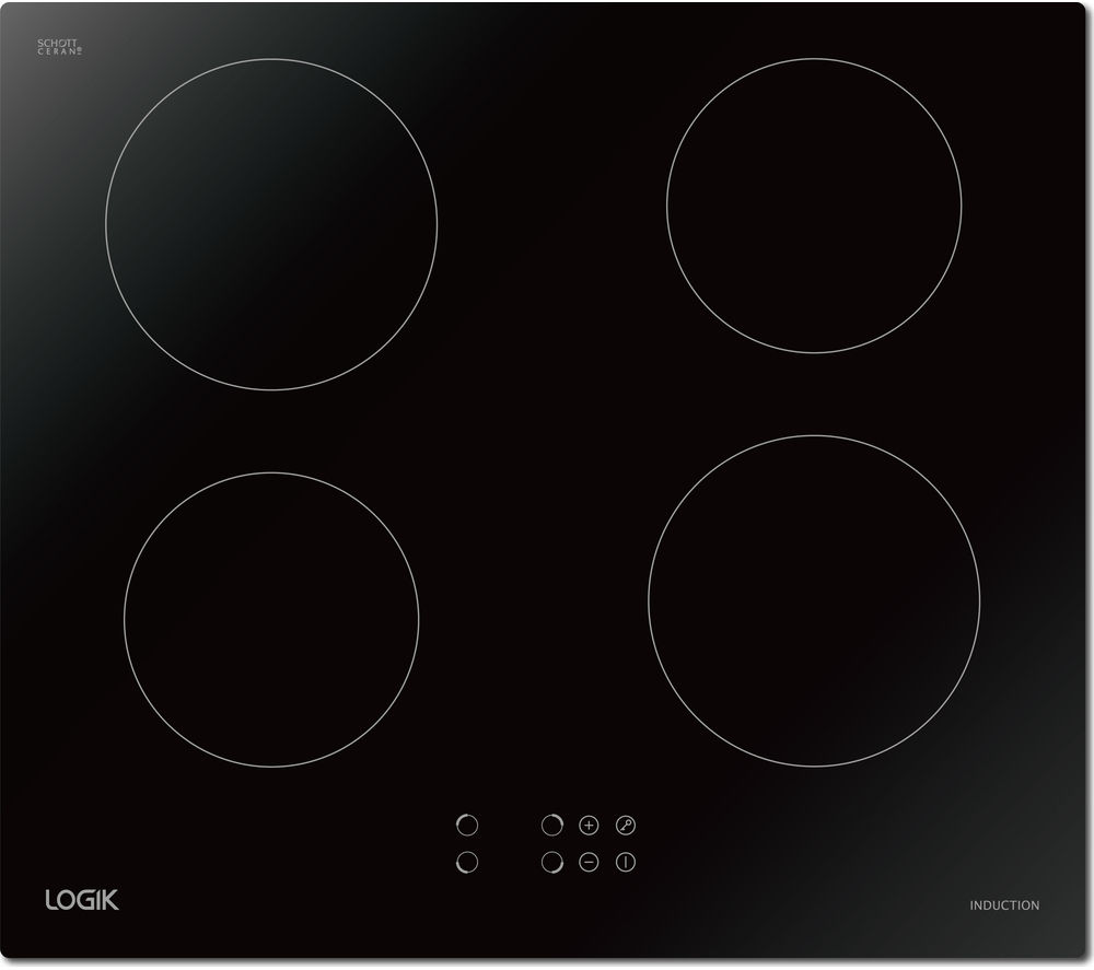 logik lindhob16 electric induction hob review. Black Bedroom Furniture Sets. Home Design Ideas