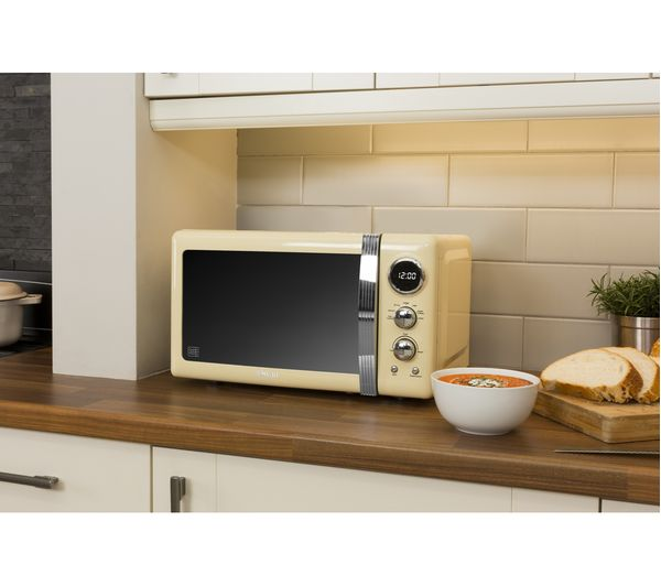 Buy Swan Sm22030cn Solo Microwave Cream Free Delivery