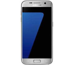 SAMSUNG Galaxy S7 - Silver Titanium
