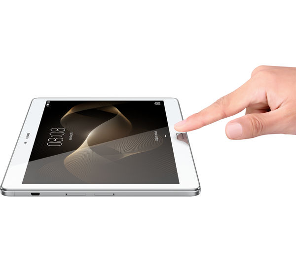 "Image of HUAWEI MediaPad M2 Premium 10"" Tablet - 64 GB, Silver"