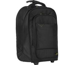 "TECHAIR TAN3710v2 15.6"" Laptop Rolling Backpack - Black"