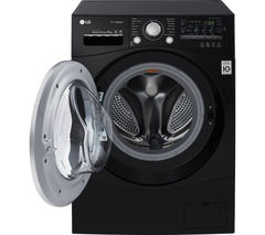 LG FH4A8FDN8 Washing Machine - Black