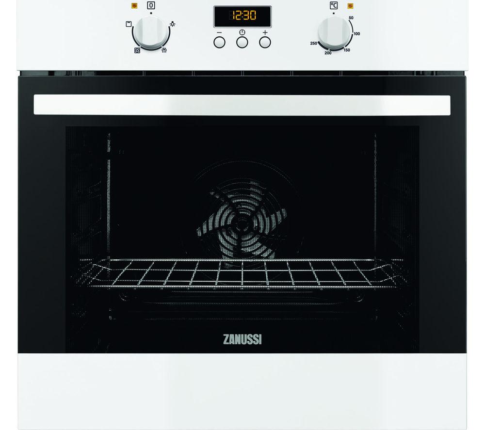 ZANUSSI  ZOB35301WK Electric Oven  White White