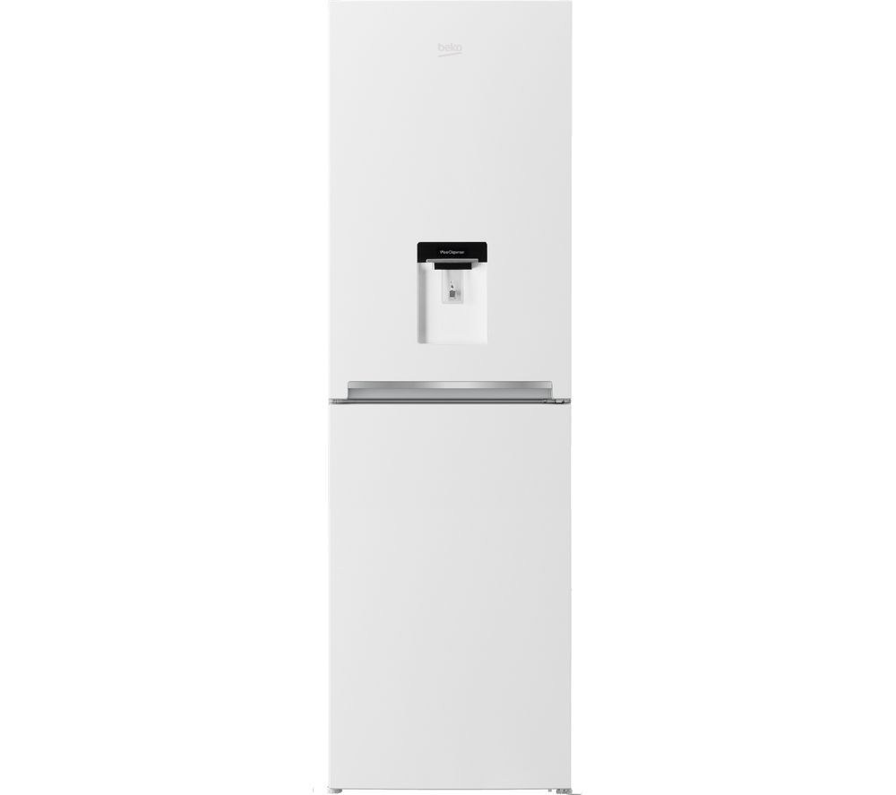 BEKO CFG1582DW 65/35 Fridge Freezer - White