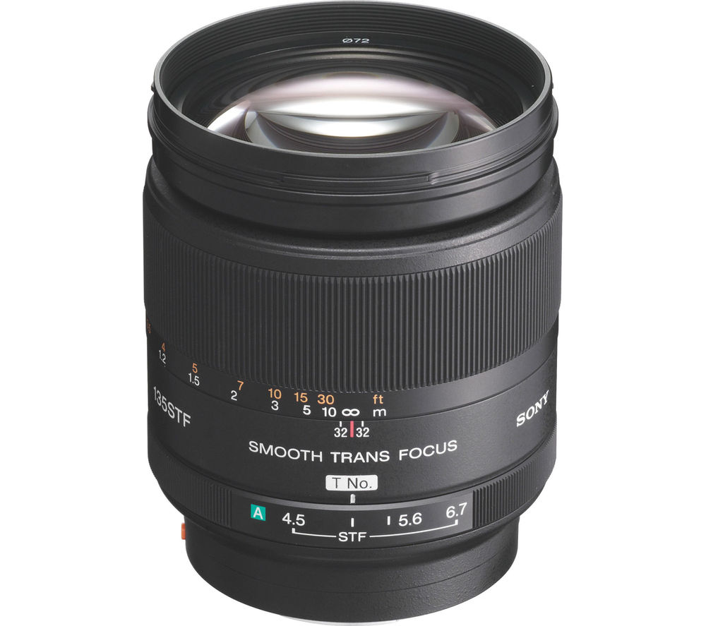 Sony 135 mm f/2.8 STF Telephoto Prime Lens