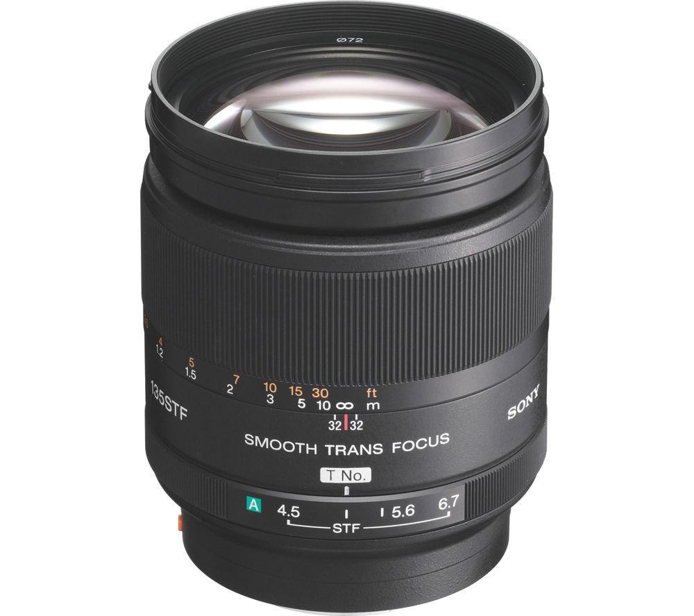 SONY 135 mm f/2.8 STF Telephoto Prime Lens