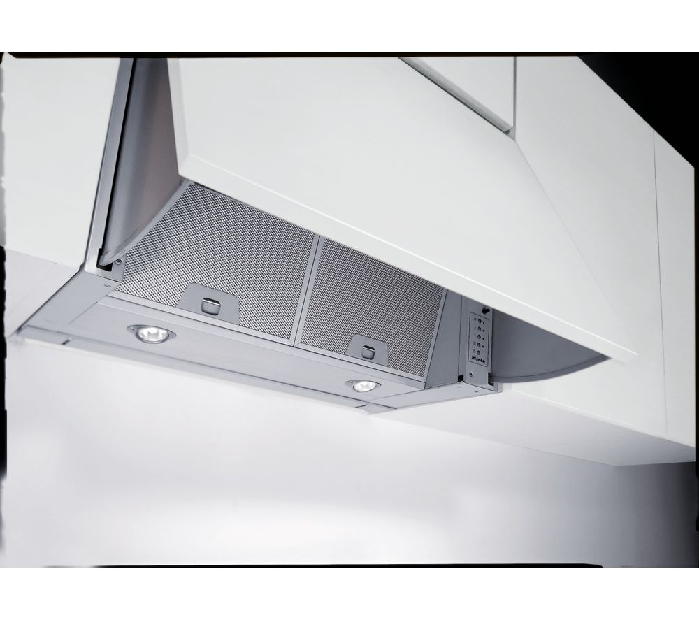 Cooker Hoods Stainless Steel ~ Buy miele da integrated cooker hood stainless steel