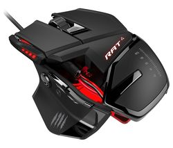 MAD CATZ RAT 4 Optical Gaming Mouse