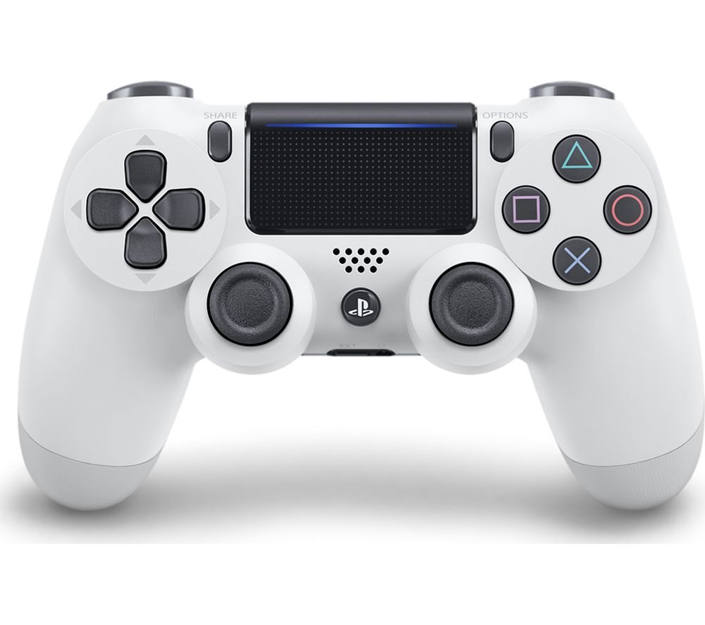 SONY DualShock 4 V2 Wireless Controller - White
