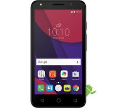 "ALCATEL Pixi 4 (5"") - 8 GB, Black"