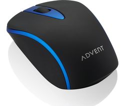 ADVENT AMWLSM17 Wireless Optical Mouse