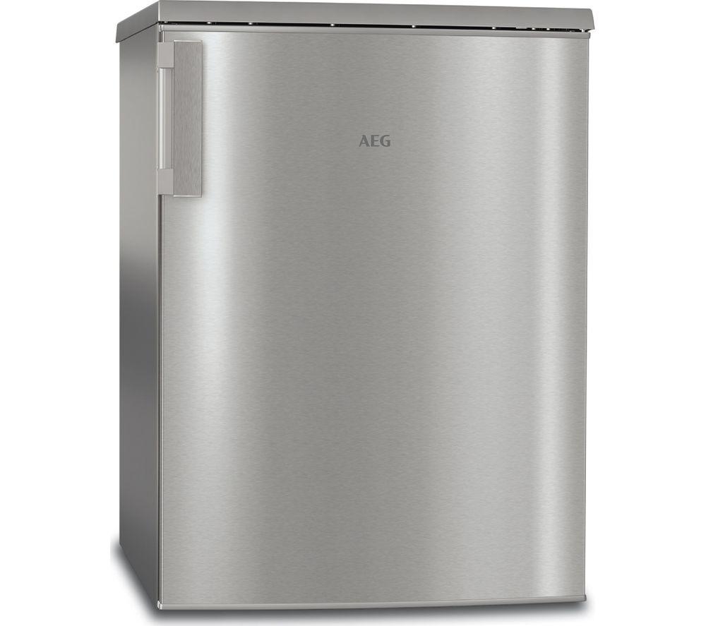 Buy aeg rtb ax undercounter fridge silver