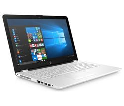 "HP 15-bw068sa 15.6"" Laptop - White"