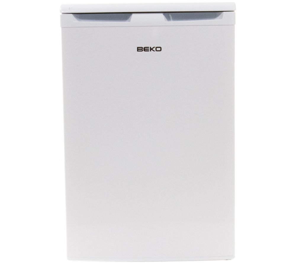 BEKO  LX5053W Undercounter Fridge - White +  WM62125W Washing Machine - White
