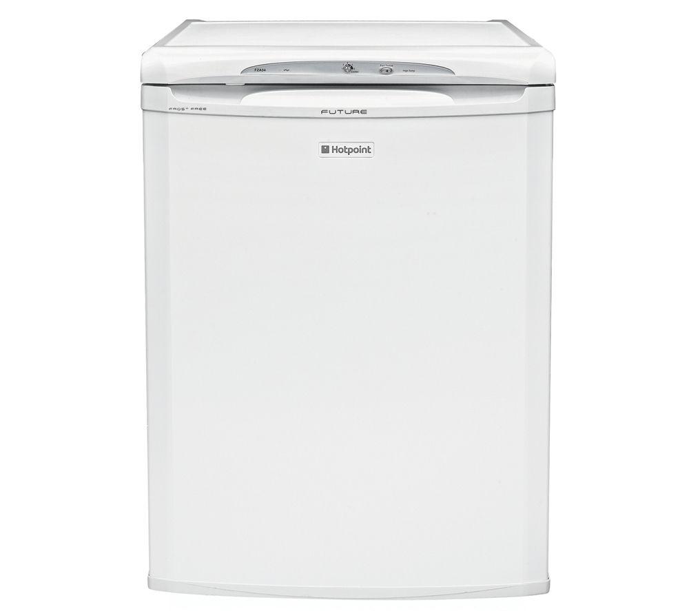 HOTPOINT  FZA36P Undercounter Freezer  White White