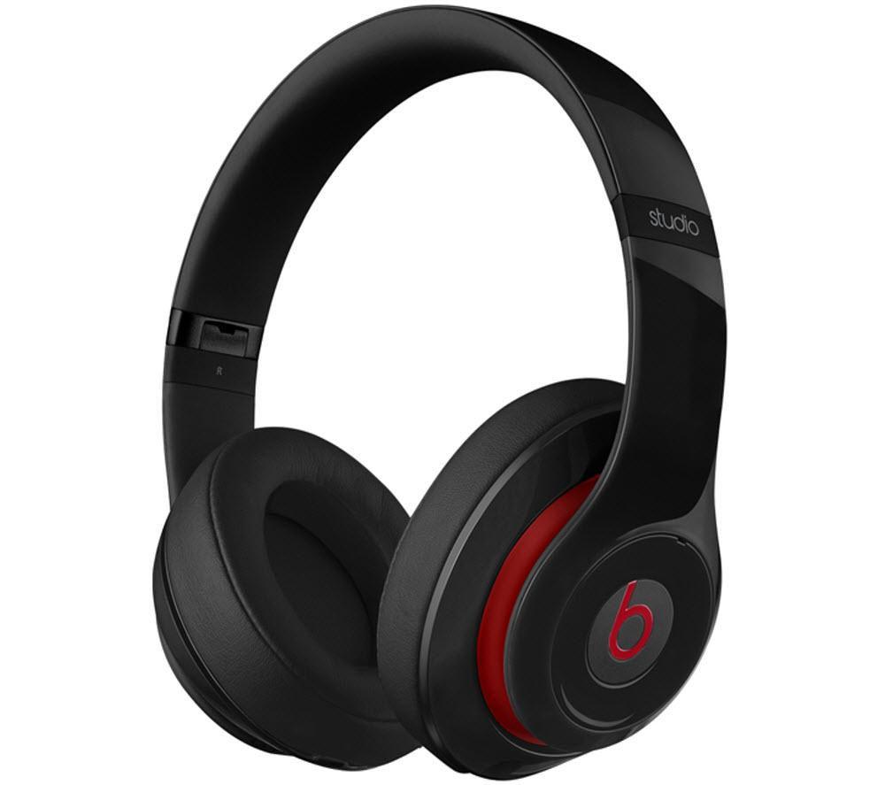 BEATS BY DR DRE Studio 2.0 Noise-Cancelling Headphones - Black