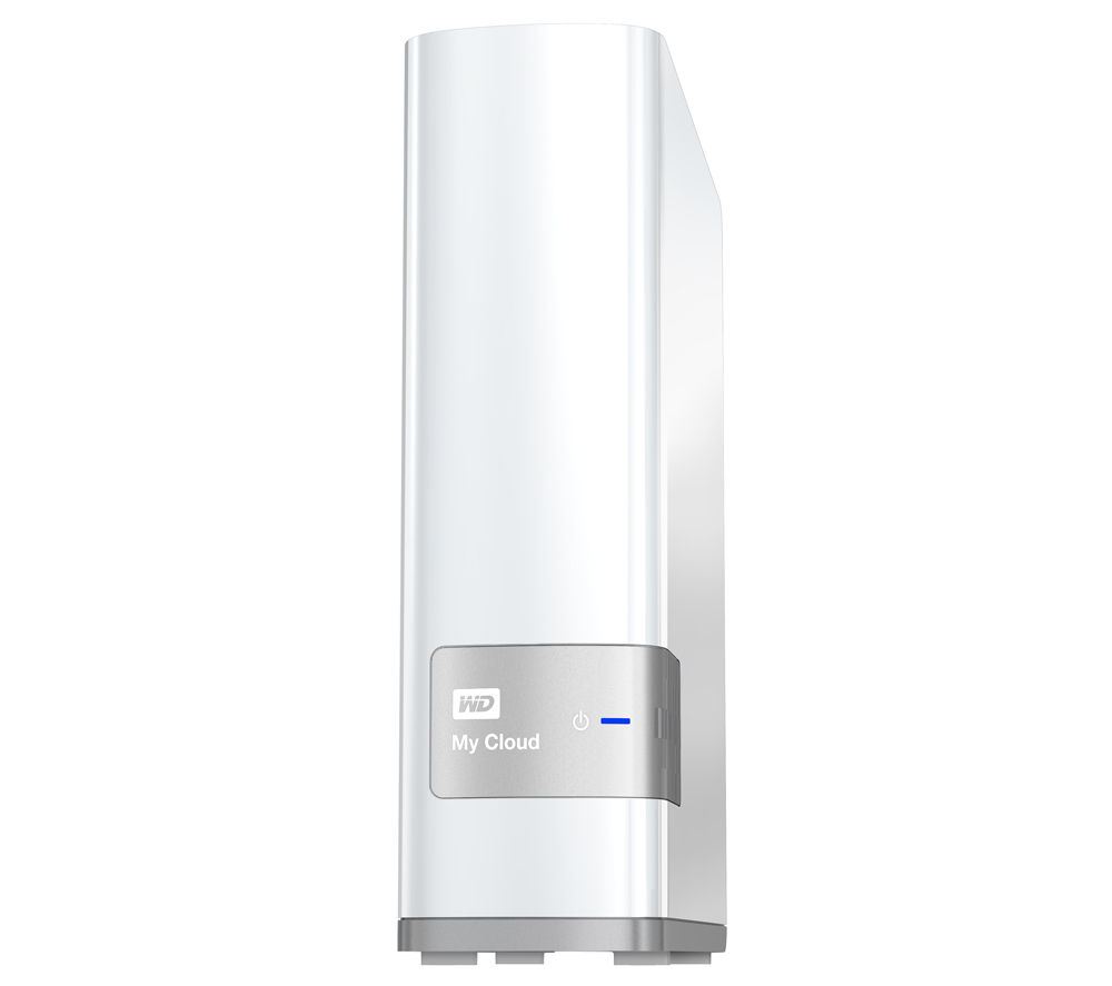 WD My Cloud Personal Cloud Storage - 3 TB