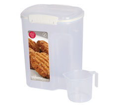SISTEMA Bakery Klip It with Cup 3.2-litre Box