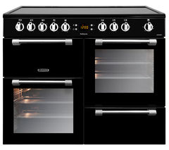 LEISURE Cookmaster CK100C210K Electric Ceramic Range Cooker - Black