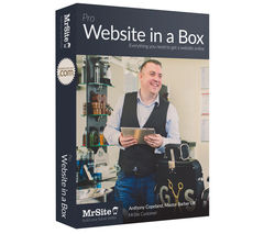 MR SITE Website in a Box Pro 2015