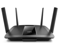 LINKSYS Max-Stream EA8500-UK Wireless Cable & Fibre Router - AC 2600, Dual-band