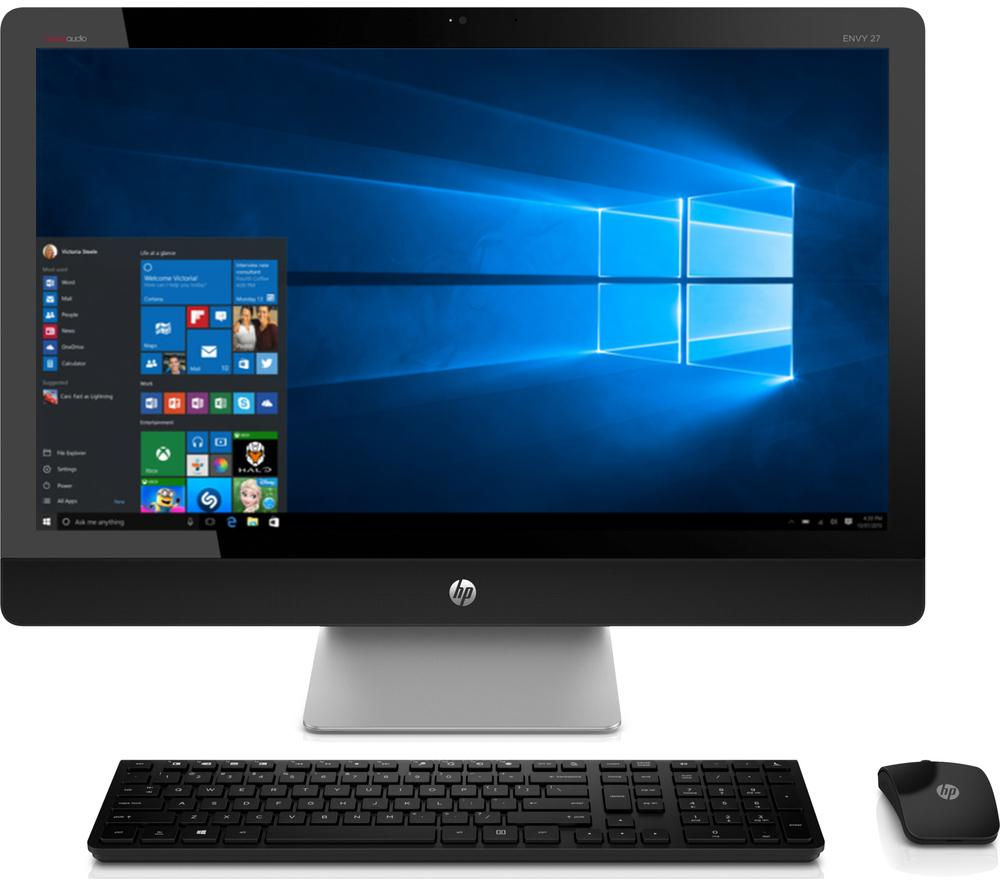 hp envy recline 27 k475na 27 touchscreen all in one pc deals pc world. Black Bedroom Furniture Sets. Home Design Ideas