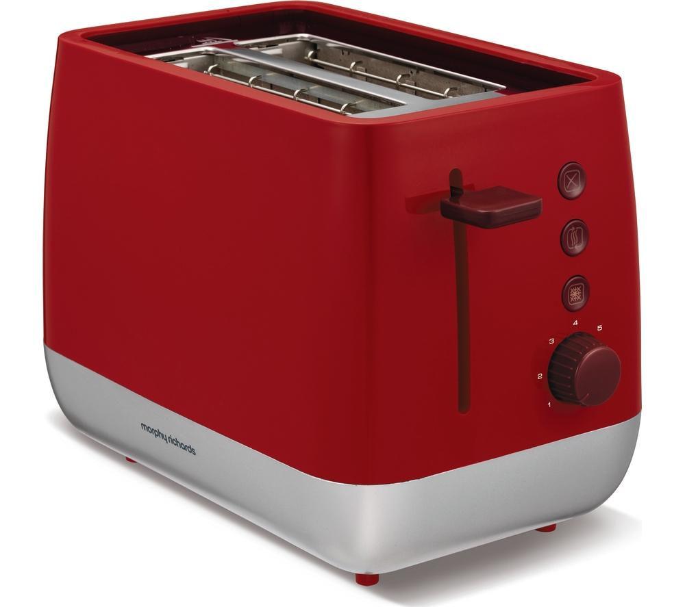 Morphy Richards Toaster: Buy MORPHY RICHARDS Chroma 221109 2 Slice Toaster