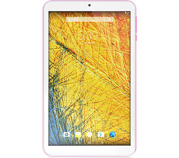 "Image of HIPSTREET Electron 8"" Tablet - 8 GB, Pink"