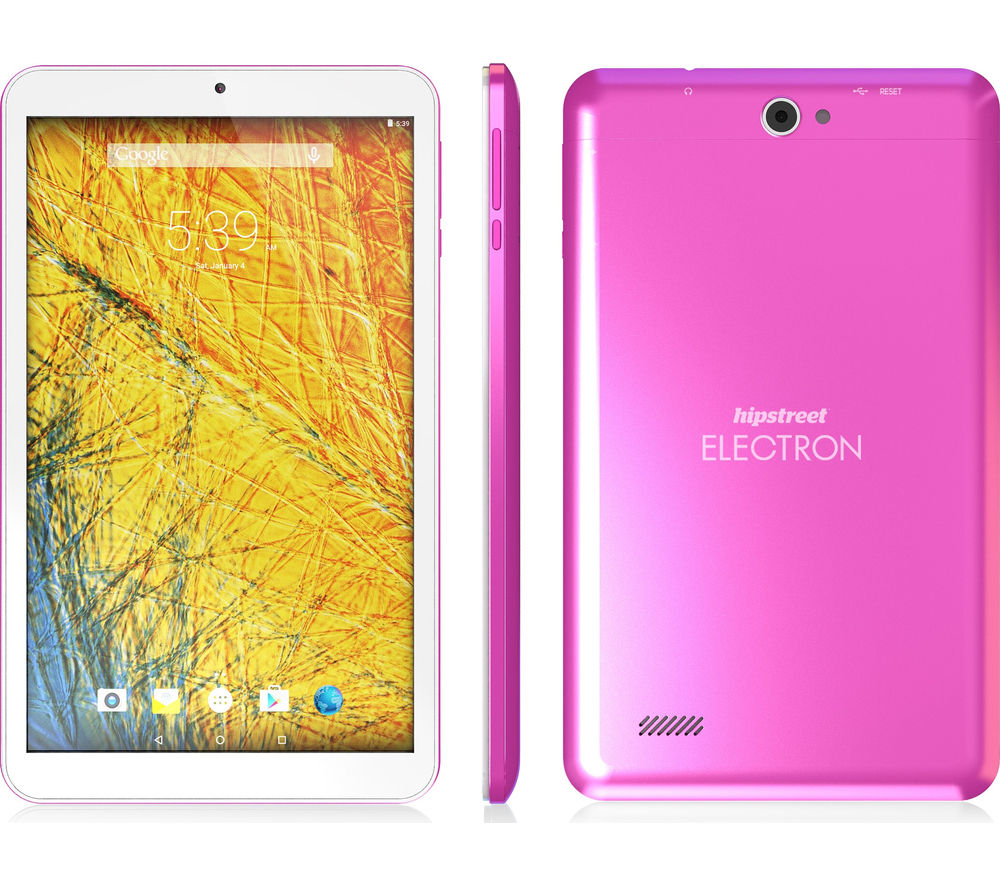"Image of Hipstreet Electron 8"" Tablet - 8 GB, Pink, Pink"