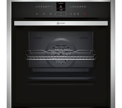 NEFF B47VR32N0B Electric Steam Oven - Stainless Steel