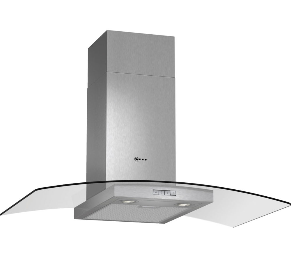 NEFF  D89GR22N0B Chimney Cooker Hood  Stainless Steel Stainless Steel
