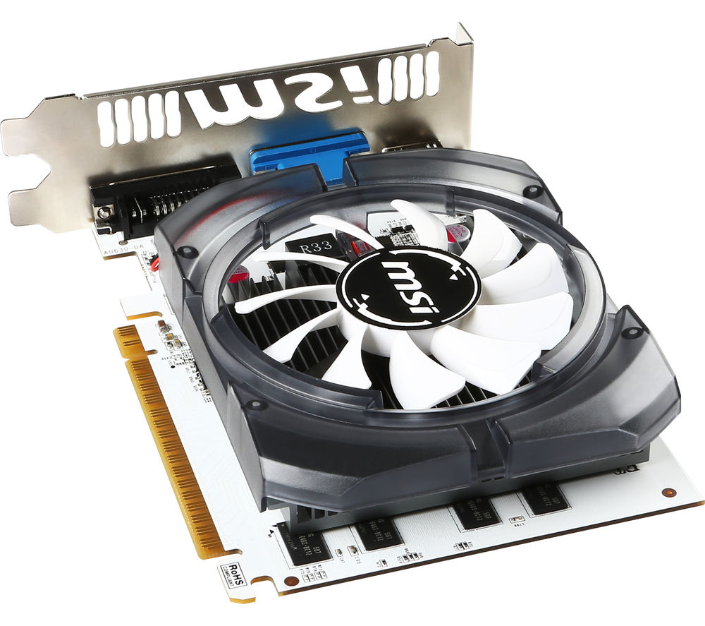 MSI GeForce GT 730 Graphics Card