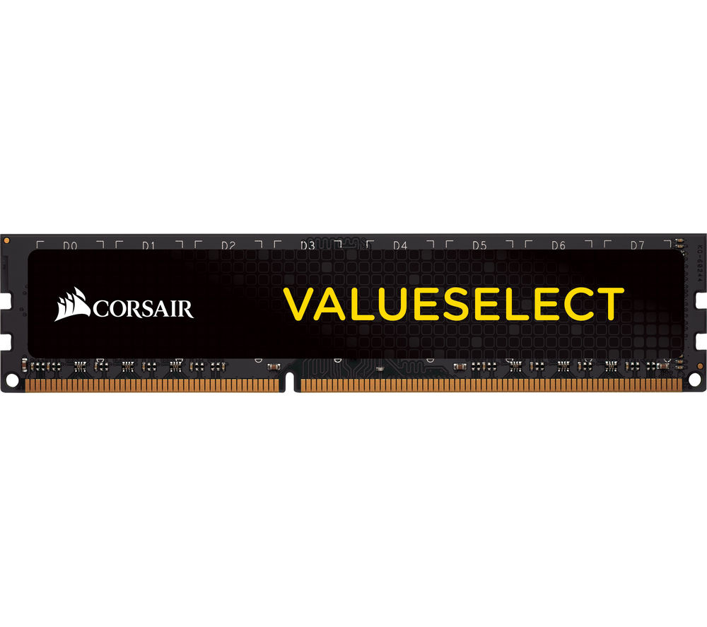 CORSAIR CMV8GX3M1A1600C11 DDR3 PC Memory - 8 GB DIMM RAM